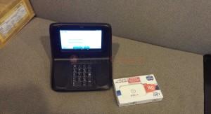 Zong biometric verification device