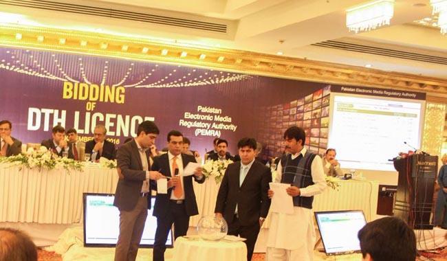 PEMRA Awards 3 DTH Licenses Worth PKR 14.69 Billion