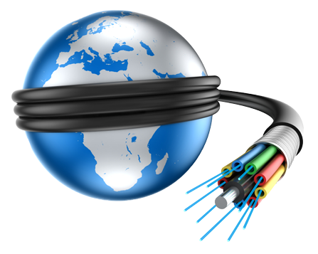 Fiber Optics Internet