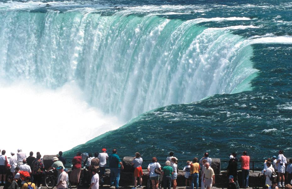 Niagara Falls Canada Tourism