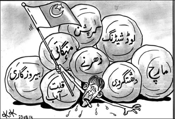 current need of Pakistan
