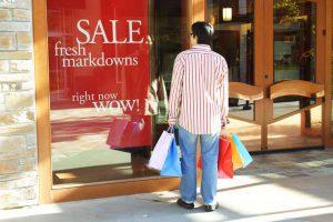 Avoid the buying temptation