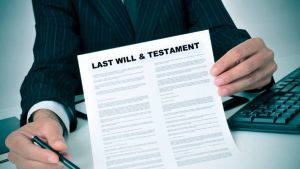 Estate wills/documents